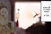"""Nữ đế đầu tiên của Việt Nam """"cưng xỉu"""" trong Moving Toon cổ trang Cánh hoa trôi giữa hoàng triều"""