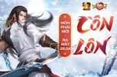 Tân Thiên Long Mobile chính thức bổ sung môn phái thứ 14: Côn Lôn