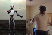 Cùng xem cơ thể ảo trong thế giới game