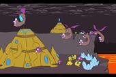 "[Video] StarCraft: Mutalisk dưới nét vẽ cực ""cute"""