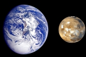Sao Hỏa và trái đất xích lại gần nhau hơn nữa