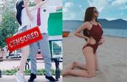 """Linh Ka """"lộ nửa vòng 3"""" trong MV cover Simple Love: Trong hơn 1 triệu lượt xem Youtube, chỉ có... 3 người phát hiện ra"""