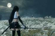 """Tifa """"chém nhau"""" toét lửa với Aerith trong Sekiro: Shadows Die Twice"""