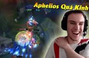 [Video] Series LMHT đỉnh cao, hài hước #2: Lí do tại sao Aphelios là tướng lỗi kinh điển