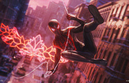 Marvel's Spider-Man: Miles Morales hé lộ 7 phút gameplay đẹp không tưởng trên PS5