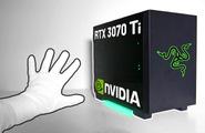 """Thử nghiệm lắp PC có RTX 3070 Ti, chơi game 4K """"cực phê"""""""