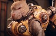 Xuất hiện game cho phép vào vai thỏ siêu anh hùng cực ngầu