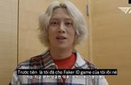 (Video Vietsub) Hạnh phúc một fan-boy: 'Anh già' Kim Hee-chul bỗng hóa trẻ con khi gặp gỡ thần tượng Faker