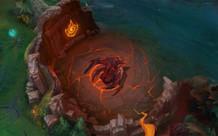 Rồng Nguyên Tố bất ngờ xuất hiện khả năng tự vệ mới - có thể hất văng tướng ra khỏi bản đồ