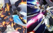 Lác mắt trước 10 mẫu thiết kế Gundam