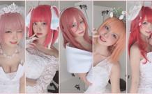 Xem loạt ảnh cosplay 5 chị em đẹp quen sầu của nữ cosplayer số 1 Nhật Bản Enako
