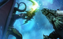 Chiêm ngưỡng trận chiến kinh thiên động địa giữa Illidan và Arthas trên nền đồ họa 4K của Warcraft 3: Reforged