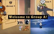 Mượn phim Tom và Jerry, Suning tuyên bố: 'Chúng tôi sẽ tiễn G2 Esports về EU bằng đường hàng không'
