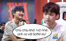Riot Games: 'Dường như ở Suning, SwordArt thích hỗ trợ cho 3 đồng đội còn lại hơn cả ADC Huanfeng'