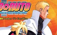 Boruto chương 51: Isshiki tiết lộ lý do không giết con trai Naruto, Hokage đệ thất đánh cược tính mạng dùng hình thức mới