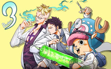One Piece 993: Cửu Hồng Bao Kiku bị Kaido chém mất cánh tay, ai sẽ là người cứu chữa?