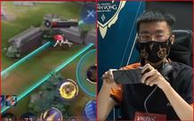 Tuyển thủ Team Flash phô diễn kỹ năng