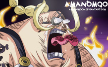 Review One Piece tập 947: Big Mom uy hiếp Queen, Luffy