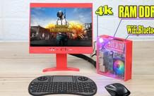 Chế tạo PC mini bé bằng lòng bán tay nhưng vẫn chơi game tốt, kể cả PUBG