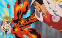 One Piece: 3 lý do chứng minh Thủy Sư đô đốc Akainu hoàn toàn có thể ăn đứt Tứ hoàng ở thời điểm này
