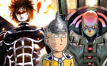 One Punch Man: Đây là kẻ luôn coi Saitama là mối họa tiềm tàng và theo dõi nhất cử nhất động của anh hói