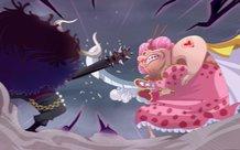 One Piece: Sau nhiều ngày chờ đợi, cuối cùng thời khắc Kaido và Big Mom chạm mặt cũng xảy ra trong anime
