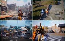 Lộ diện game Battle Royale 'lai' MOBA chơi đa nền tảng, được ví như 'Apex: Legends kết hợp Fortnite'
