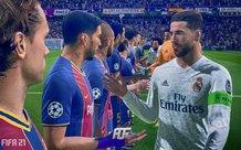 Choáng ngợp với đồ họa 4K của FIFA 21 trên PS5, đẹp không tì vết