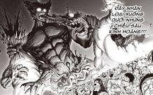 One Punch Man chap 183: Ngóng dài cổ nhưng anh hùng Saitama không xuất hiện, điểm nhấn duy nhất là Garou