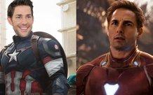 5 diễn viên đã cùng Chris Evans thử vai Captain America, nhìn đi nhìn lại mới thấy NSX thật có con mắt tinh tường