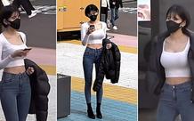 Đứng khoe dáng giữa phố, nữ Youtuber gợi cảm gây choáng váng khi công bố số lượng nam giới