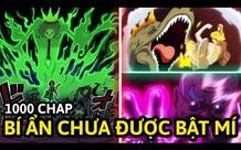 Nóng: Chốt lịch phát sóng One Piece chap 1000, Oda lại thất hứa