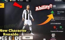PUBG Mobile có Black Pink, Free Fire đáp trả bằng Ronaldo, thậm chí là nhân vật chơi được trong game?