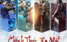 Game nhập vai Giang Hồ Tu Tiên ấn định ngày ra mắt chính thức