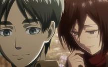 Spoil Attack On Titan chap 135: Đội quân Titan xuất hiện đánh bại Levi, Mikasa một mình chống lại