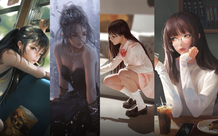 Vì ai cũng cần desktop ấn tượng, mời anh em tải về bộ sưu tập hơn 20 hình nền phong cách anime tuyệt đẹp