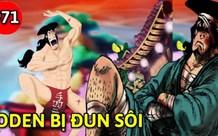 One Piece: Ngay từ khi mới xuất hiện, Kozuki Oden đã được Oda định sẵn bị