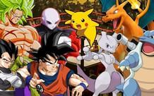 Khi các nhân vật trong Dragon Ball đi huấn luyện Pokemon sẽ
