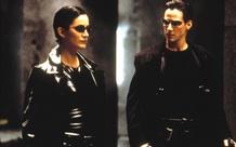 Tiếp tục là cảnh quay hành động trong The Matrix 4: Trinity