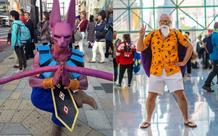 Tổng hợp loạt ảnh cosplay Dragon Ball