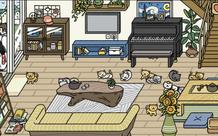 Tổng hợp những chú mèo đáng yêu trong Adorable Home – Game giả lập đang hot hiện nay
