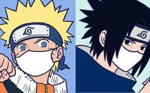 Từ Conan tới Naruto, dàn nhân vật nổi tiếng trong thế giới anime rủ nhau đeo