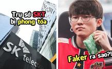 Trụ sở SKT tại Seoul bị phong tỏa do một nhân viên được xác nhận dương tính với virus Corona, Faker tình hình ra sao?