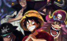 One Piece: Khả năng dùng Haki của Luffy cũng giỏi nhưng so với những người này thì vẫn chỉ là muỗi