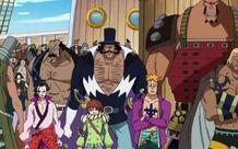 One Piece: 8 chiến binh mạnh nhất trong băng Râu Trắng, vị trí số 3 gây nhiều tranh cãi