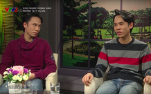 Vì sao Việt Anh - Trung Anh đặt tên Vlog là 1977?