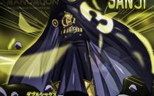 One Piece: Cần gì trái ác quỷ, Sanji vẫn nổi bật nhất băng Mũ Rơm bởi vũ khí mới
