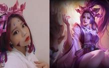 """Cô gái Việt cosplay Arum cực xinh khiến cộng đồng Liên Quân Mobile """"loạn cào cào"""" trong đêm"""