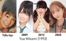 Ngày ấy - bây giờ: Yua Mikami & các mỹ nhân Nhật Bản đã thay đổi thế nào sau 10 năm?