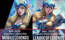 Nghi vấn Mobile Legends: Bang Bang copy trắng trợn nhân vật LMHT, thực hư ra sao?